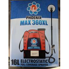 Phoenix Max 360XL Electrostatic Sprayer