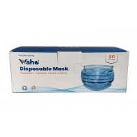 Waho 3Ply Disposable Face Masks